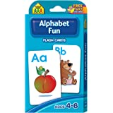 Flash Cards-Alphabet Fun 52/Pkg