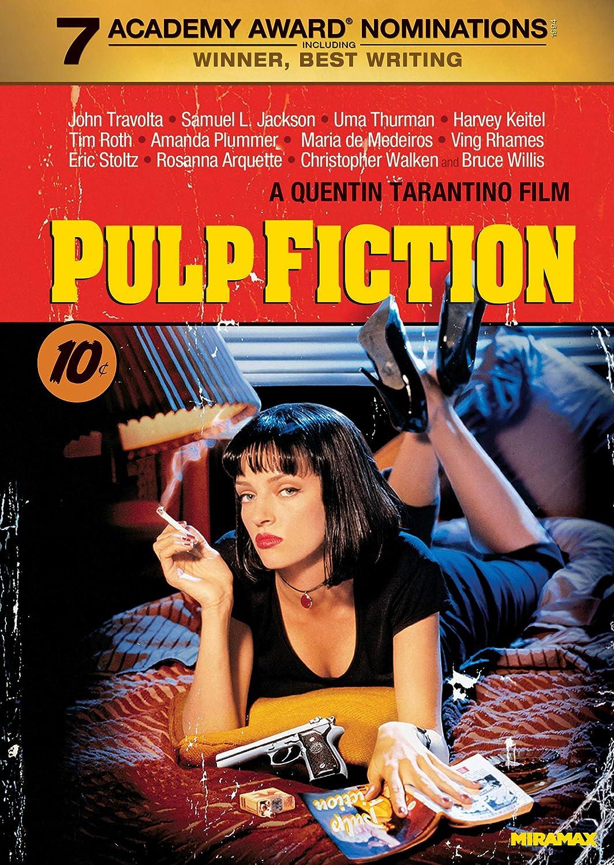 Pulp Fiction Amazon.de DVD & Blu ray