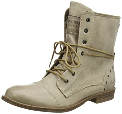 Bottines lacets Mustang 1157-508...