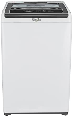 Whirlpool 62 kg fully automatic top loading washing machine whirlpool 62 kg fully automatic top loading washing machine classic 621s duet grey fandeluxe Gallery