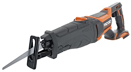 Ridgid r8642 gen5x 18v lithium ion cordless reciprocating saw with ridgid r8642 gen5x 18v lithium ion cordless reciprocating saw with tool free blade changing greentooth Gallery