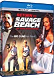 Return to Savage Beach [Blu-ray]