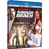 Return to Savage Beach [Blu-ray]