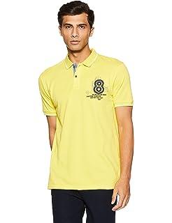 1752b90ea Lee Cooper Men's Printed Regular Fit T-Shirt: Amazon.in: Clothing ...