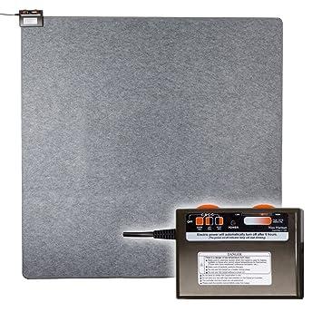 Amazon Com Radiant Floor Heater Under Rug Portable Pad For Indoor