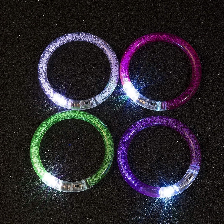 Amazon.com: 250 Pieces LED Light Up Foam Sticks Set - 3 ...