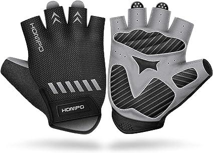 Sports Racing Cycling Motorcycle Bike Bicycle Half Finger Gloves women //Men Pair