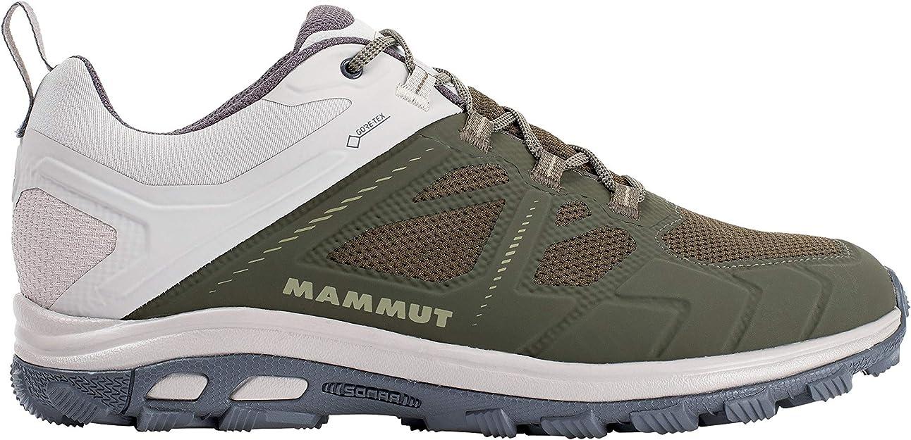 Mammut Zapatilla Osura Low GTX, Hombre: Amazon.es: Zapatos y complementos