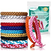 Mosquito Repellent Bracelet, PandyCare 15 Pack Mosquito Bands for Adults, Kids & Babies - Premium Quality, DEET-Free…