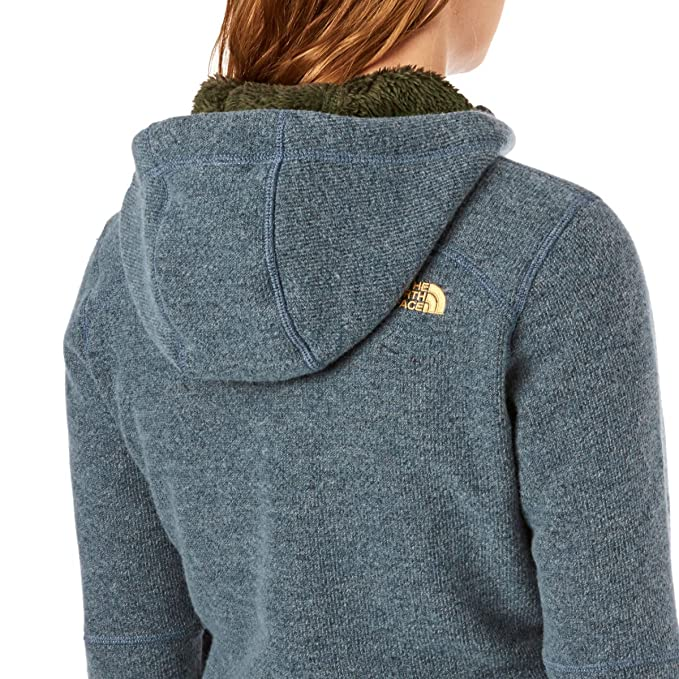 86f7a4dfd THE NORTH FACE Zermatt Full Zip Hoodie Women's Fleece Jacket