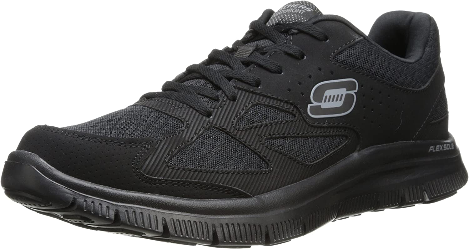 Skechers Herren Flex Advantage Master Plan Sneakers