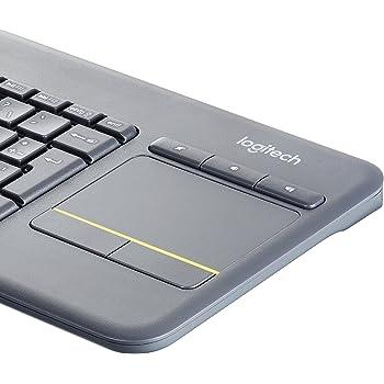 Manche Tastaturen sind auch mit einem Touchpad ausgestattet.