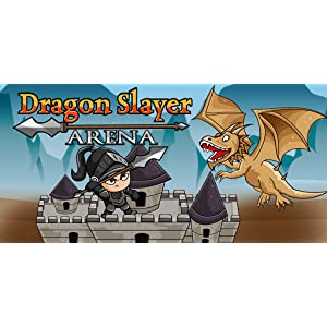 Dragon Slayer Arena: A Fight to the Death: Amazon.es ...