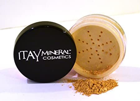 Itay Beauty Mineral Foundation 7, Italian Biscotti, 9 Gram Light