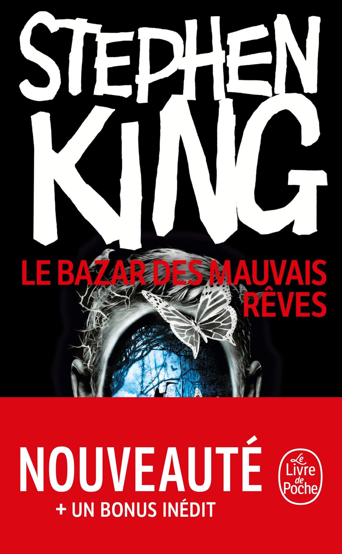 Le Bazar des mauvais rêves (Anglais) Broché – 7 février 2018 Stephen King Le Livre de Poche 2253083402 Fantastique