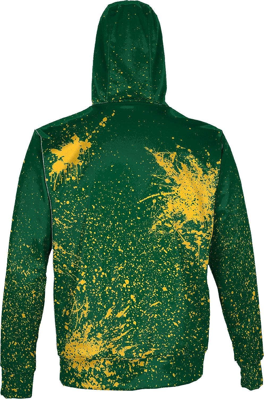 ProSphere University of Vermont Mens Pullover Hoodie School Spirit Sweatshirt Splatter