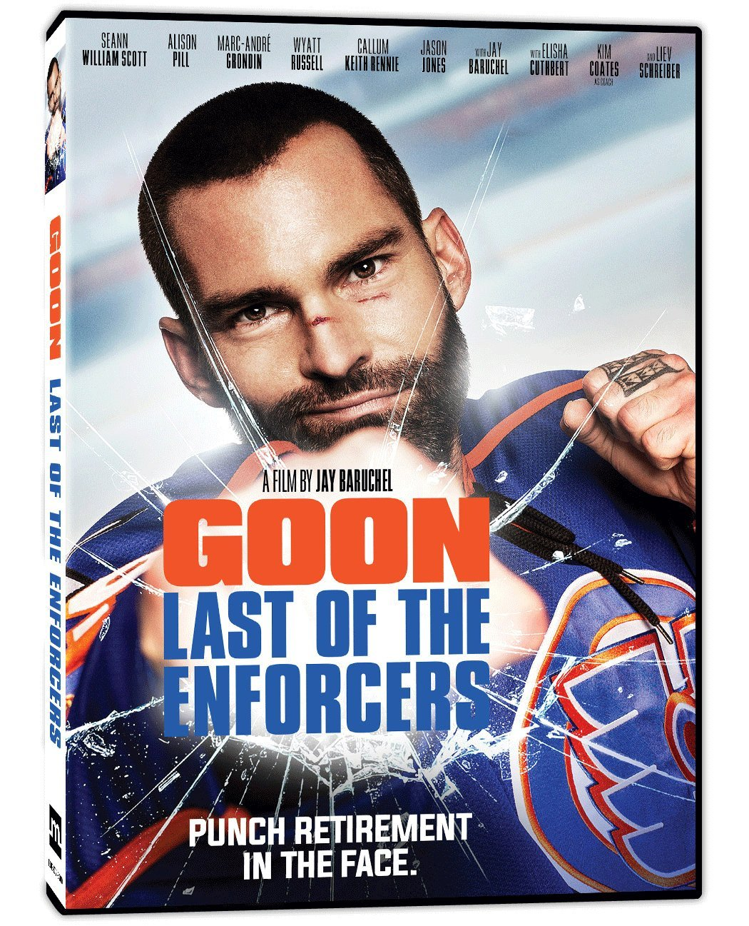 Goon: Last of the Enforcers (Subtitled)
