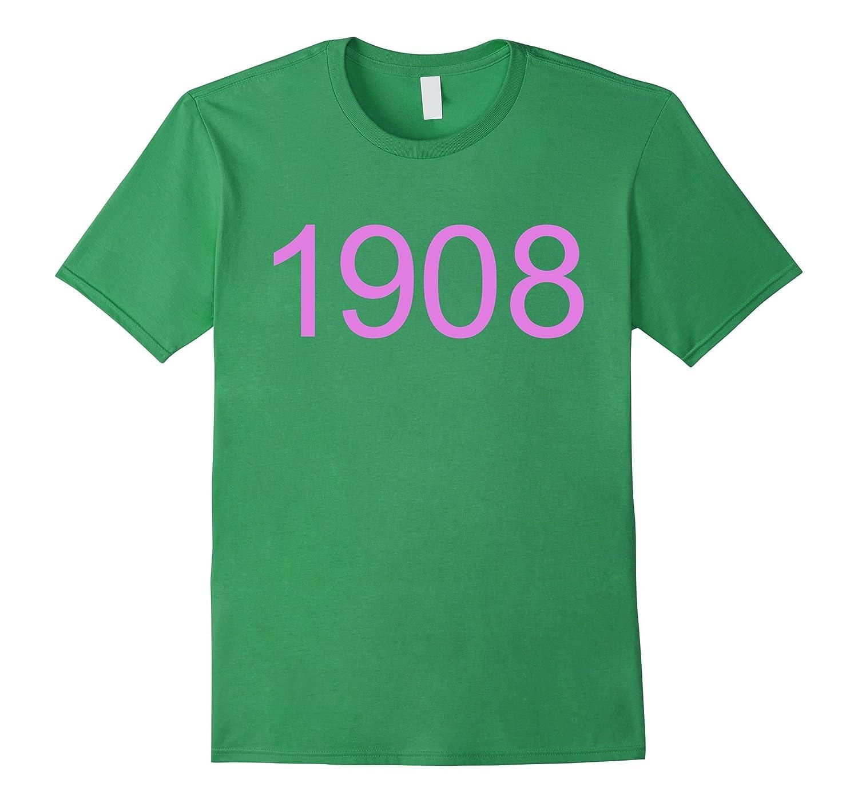 Alpha Kappa Al Pretty Girls Pearls Ivy 1908 Founding Year-TH