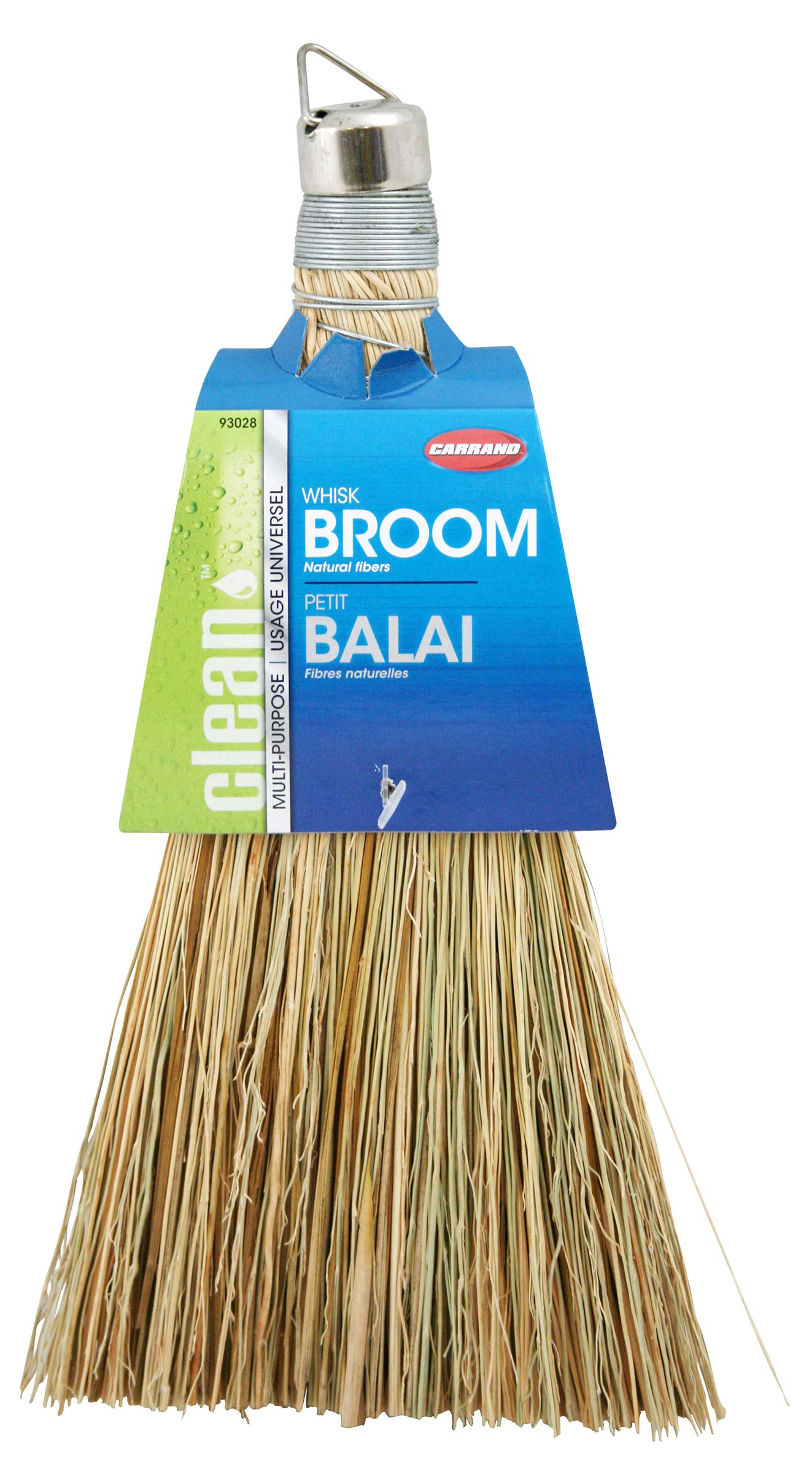 Carrand 93028 10'' Whisk Broom by Carrand (Image #1)
