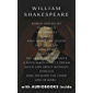 Shakespeare (Complete works - 41 books): Hamlet, Romeo and Juliet, The Merchant of Venice, Macbeth, A Midsummer night's…