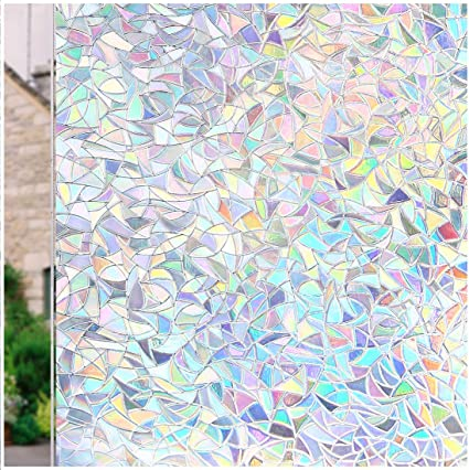 Details about  /3D Man Leader ZHUA215 Window Film Print Sticker Cling Stained Glass UV