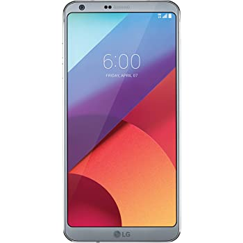 Amazon.com: LG G6 VS988 - Ice Platinum - 32GB - Verizon