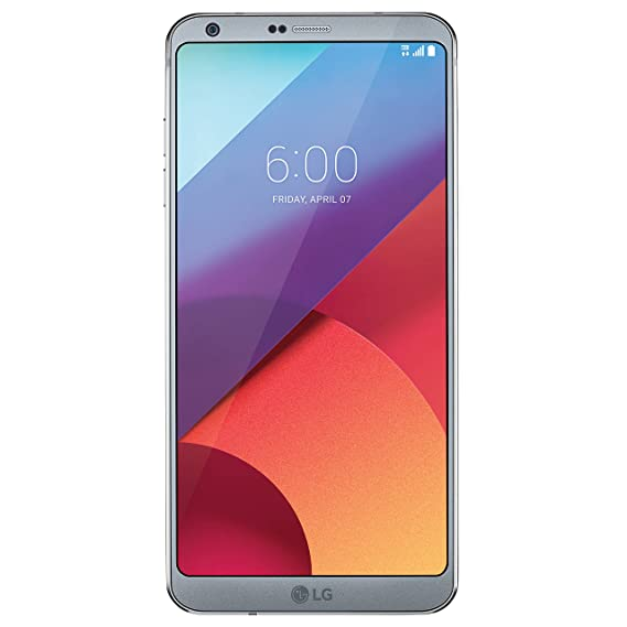 LG G6 H872 32GB T-Mobile Unlocked Android Phone - Ice Platinum