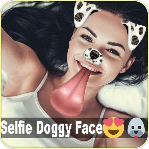 Doggy Face Snap Editor For Snapchat