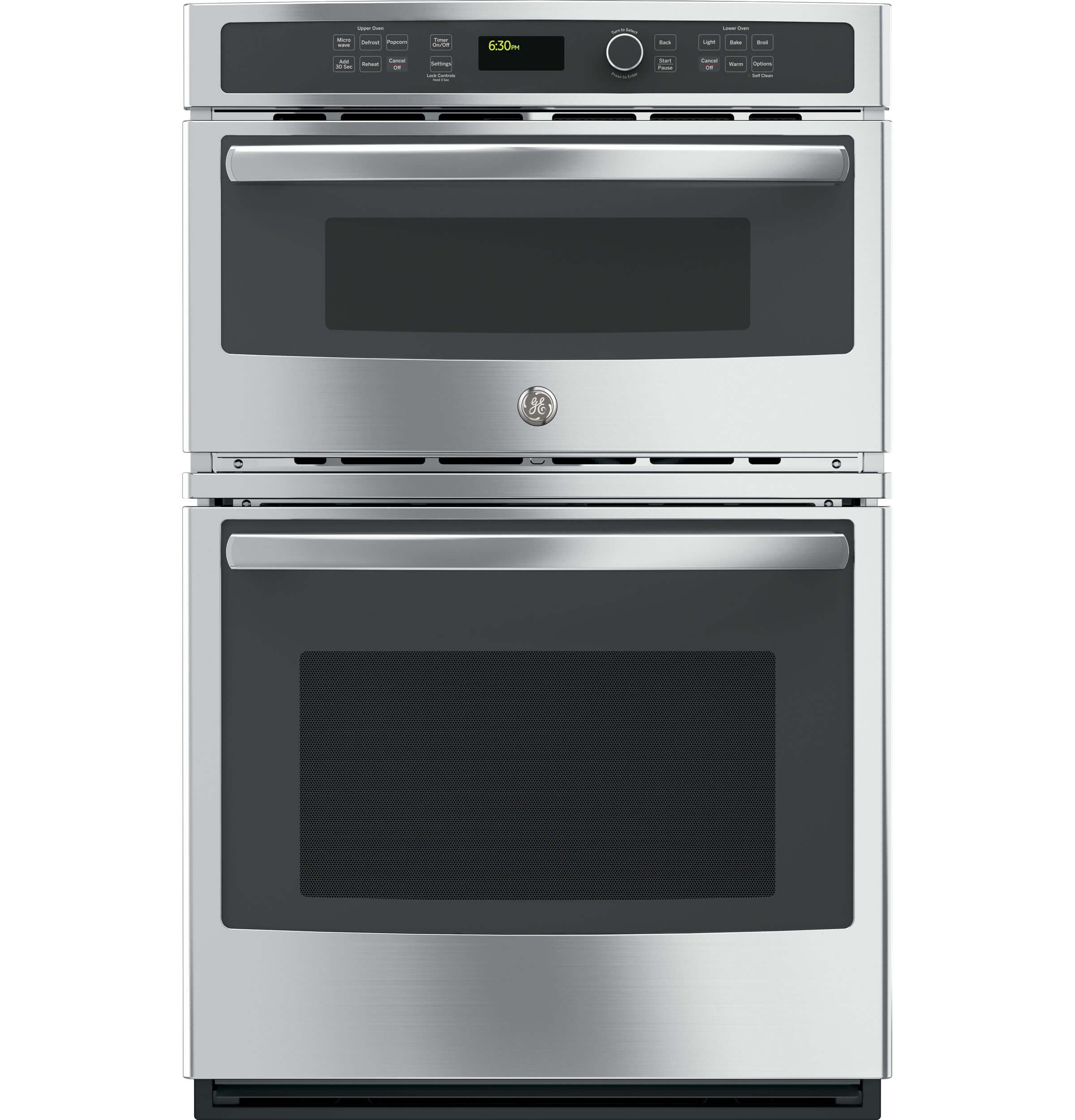 GE JK3800SHSS Combination Wall Oven by GE