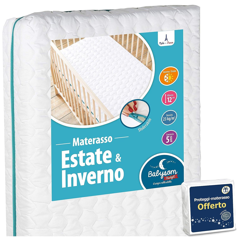100/% cotone biologico morbido e Healthy Baby lettino set copripiumino set 4/pezzi Puffi con licenza ufficiale