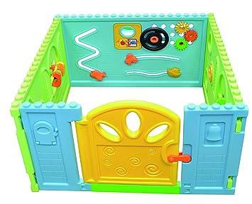 aad29b511 Amazon.com   Pavlov z Toyz Play Time Baby Play Yard   Baby