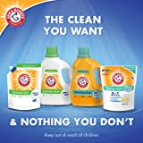 Arm & Hammer Liquid Laundry Detergent, Sensitive