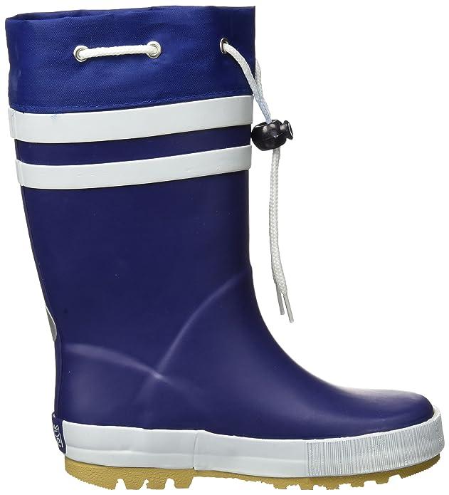 Living Kitzbühel Gummistiefel Segelschiff, Unisex Kids' Boots Blue Size: 3:  Amazon.co.uk: Shoes & Bags