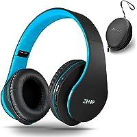 Zihnic Wireless Over-Ear Headset with Deep Bass