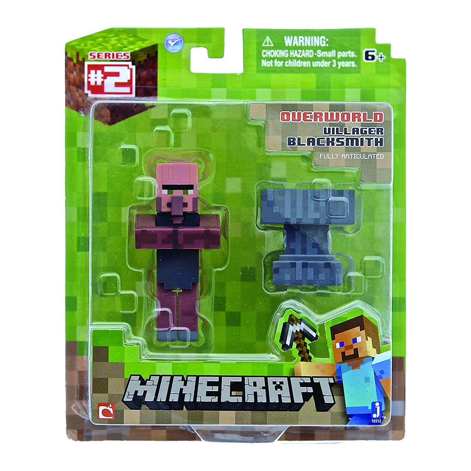 Blacksmith Minecraft