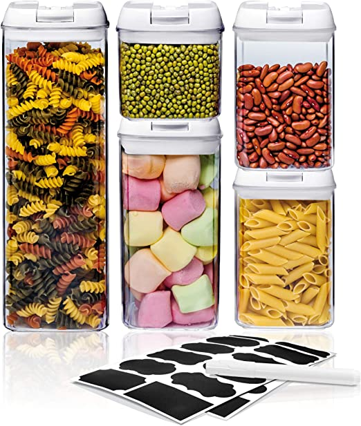 Juego de recipientes de vidrio para alimentos de 9 tama/ños diferentes Juego de Preimium de alta calidad