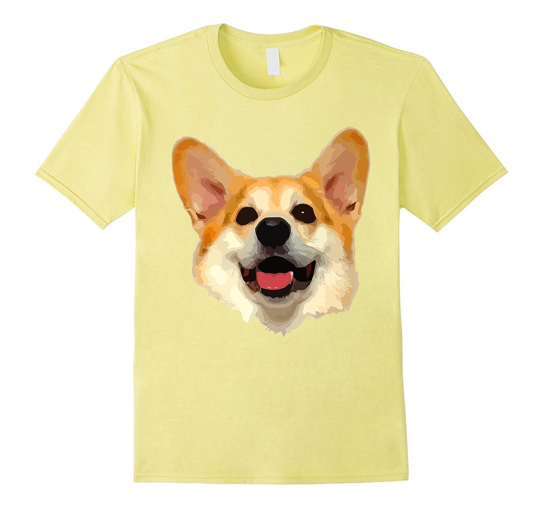 07d063b8c7224 Corgi Shirt – Corgi Face Cute T shirt For Men, Women-CL – Colamaga