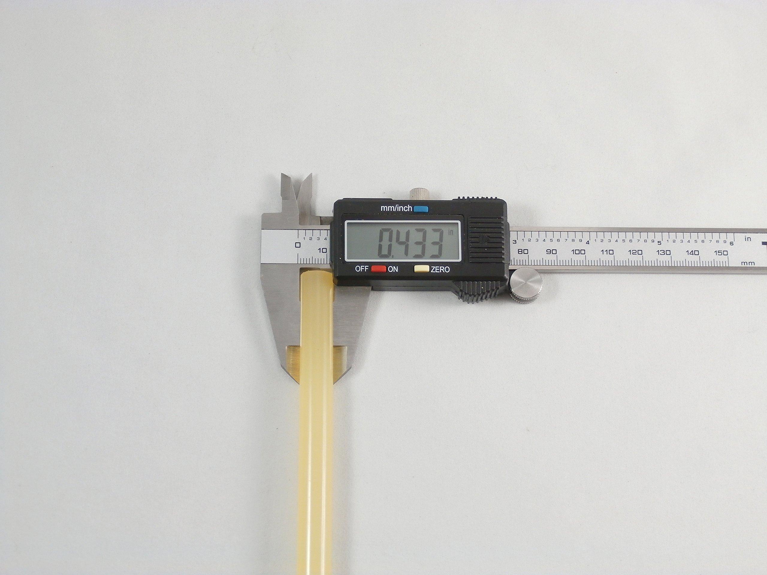 GlueSticksDirect PDR Glue Sticks Amber 7/16'' X 10'' 12.5 lbs Bulk PDR by GlueSticksDirect.com (Image #2)