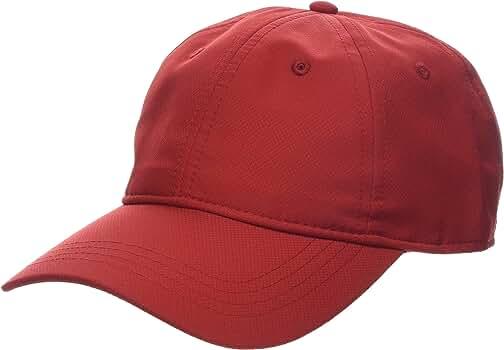 Lacoste Sport Rk2447 Gorra de béisbol, Rojo (Rouge 240), Unica ...