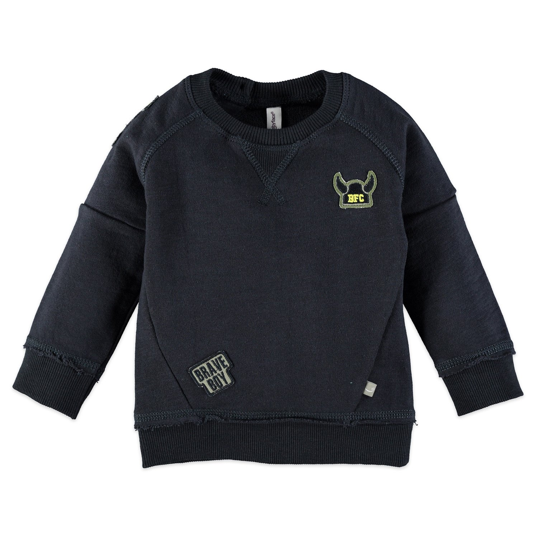 BABYFACE Jungen Sweatshirt dunkelblau