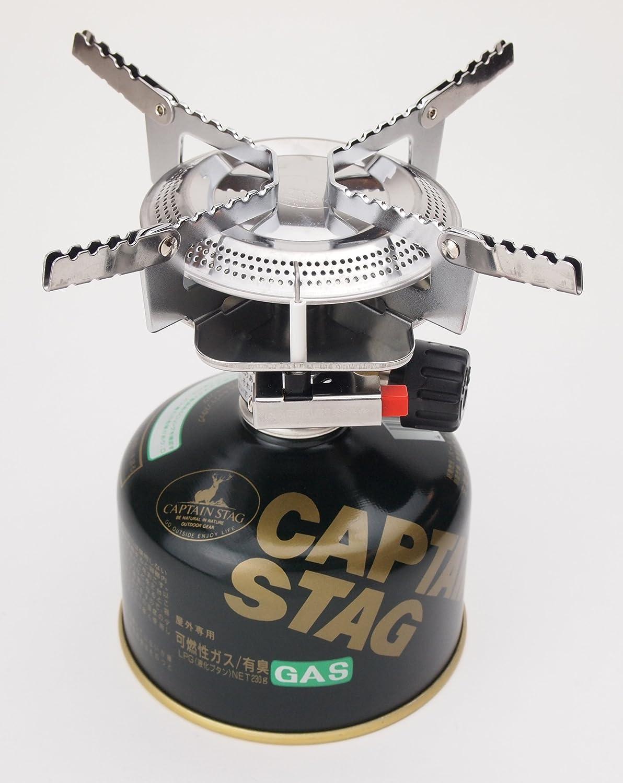 [キャプテンスタッグ]オーリック 小型ガスコンロ