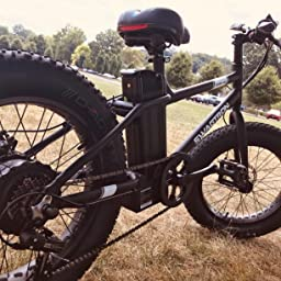 Amazon Com Customer Reviews Swagtron Eb 6 Bandit E Bike 350w Motor