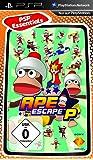 Ape Escape P [Essentials] - [Sony PSP]