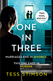 One in Three: the gripping, twisty new thriller