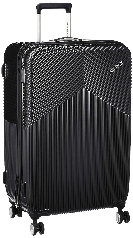 [アメリカンツーリスター] スーツケース エアー ライド スピナー76 保証付 86L 76 cm 4.5kg B07KFK9TXT マットブラック