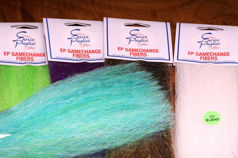 EP Gamechange Fibers Blend menhaden grey
