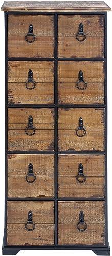 Deco 79 53198 Wood Metal Dresser, 45 by 19