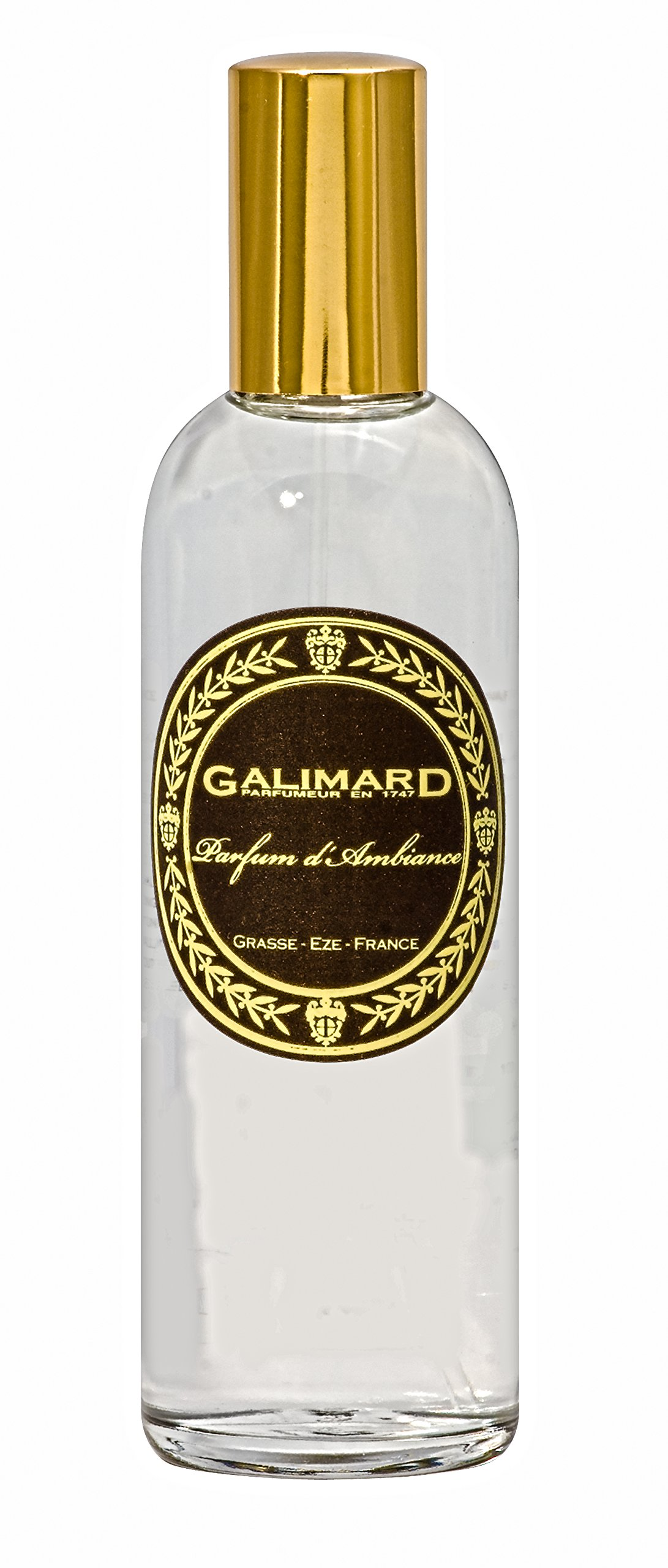 GALIMARD Fragrant Room Spray - Lavender 100ml / 3.3 fl oz Glass Atomizer, Made in France, Perfumers since 1747 by GALIMARD (Image #1)