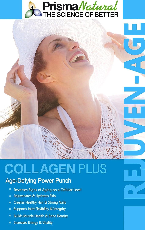Prisma Natural Colagen Plus Rejuven-Age - 300 gr: Amazon.es: Salud y cuidado personal