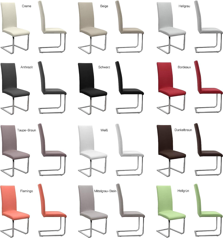 Stuhlhusse Schwingstuhl: Stuhlhusse Jersey, elastische Stretch Husse Baumwolle Bi-Elastic, Farbe wählbar